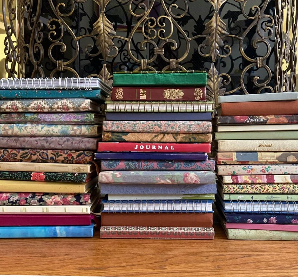 picture of the journals